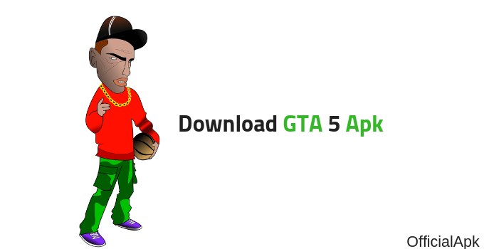 Download GTA 5 Apk + OBB Data (Unlimited Money) 2018